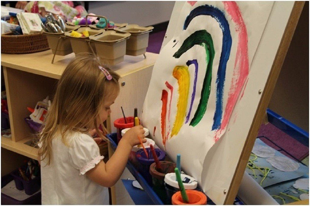 """Drawing, painting and art improves fine motor coordination"