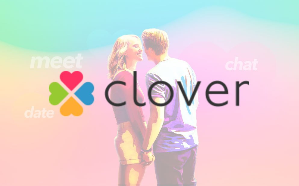 Clover - Free Dating App