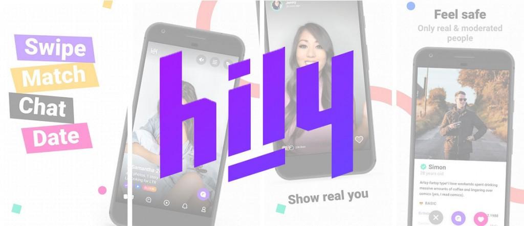 Hily – discover new friends!