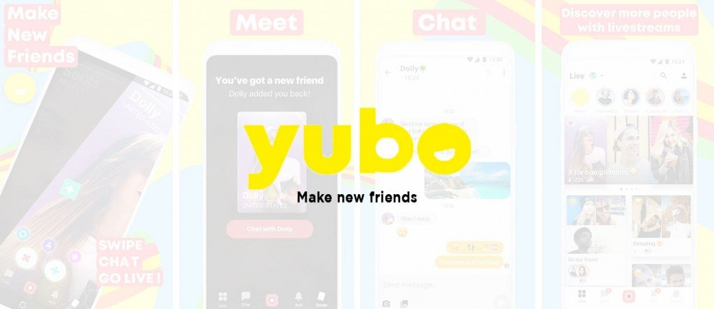 Yubo - Make new friends
