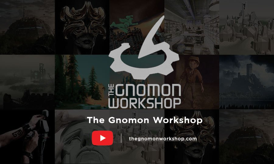 Gnomon Workshop is professional training of artists in various fields of entertainment