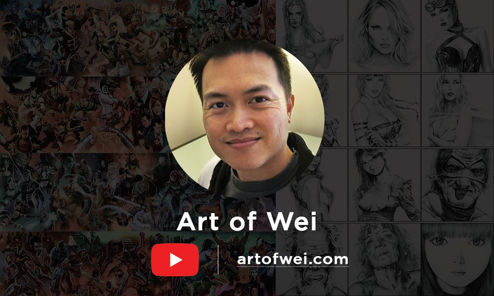 Wei Ho is another magnificent artist who provides quick and simple