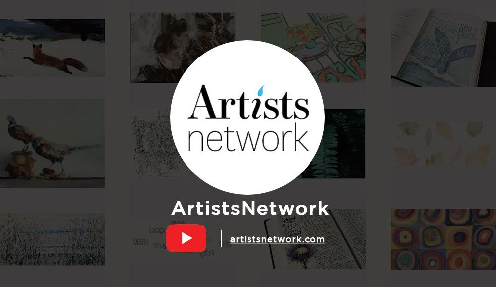 Artistsnetwork is a community of painters and sketching artists