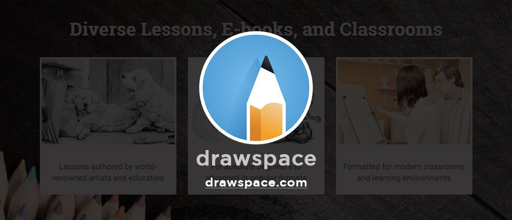 Draw space covers a lot of high quality drawing tutorials for students of any levels